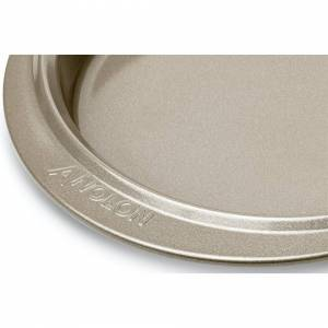 Anolon Advanced Round Sandwich Cake Tin - 20cm/8in - Non-Stick - Dishwasher Safe