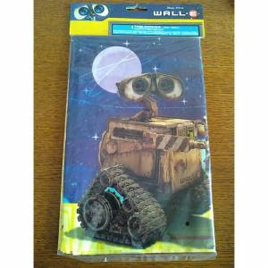 Decorata party WALL.E Party Table Cover 120 cm x 180 cm