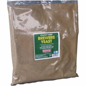 Equimins Straight Herbs Brewers Yeast 1kg Refill