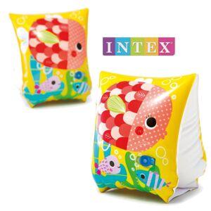 Intex Inflatable Tropical Buddies Arm Bands - Childrens Pool Summer Fun