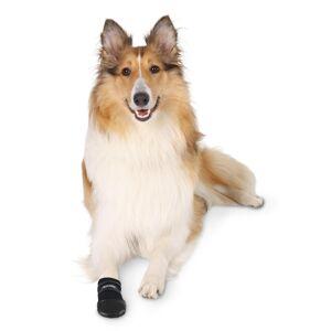 Trixie Walker Care Protective Boots, L, 2 Pcs., Black - Trixie Boots Dog Large Golden -