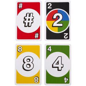 UNO FRM36 Game, Multi-Colour