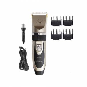 Surker Cordless Dog Clippers   Electric Pet Grooming Kit