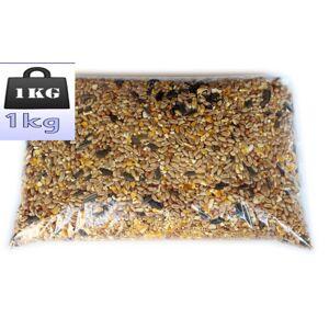 Giftsbynet (1kg) Wild Bird seed Mixed Bird Feeder Refill Packs