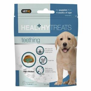 Mark & Chappell VetIQ Healthy Treats Teething For Puppies