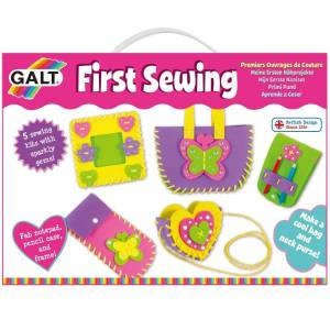 Galt Toys Colourful First Sewing