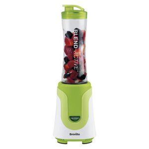 Breville Blend-Active Personal Blender 300W White/Green (Model No. VBL062)