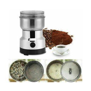 - No Manufacturer - Coffee Grinder 220V Electric Grinding Milling Bean Spice Matte Blender UK Plug