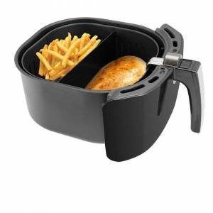 Slowmoose (As Seen on Image) Compatible With 9 Inch Air Fryer Baskets Air Fryer Basket Div