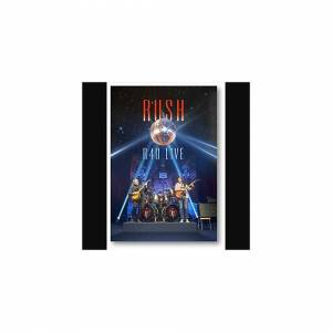 Unbranded Rush - R40 Live [dvd] [2015]