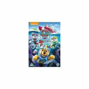 Universal Pictures Paw Patrol - Sea Patrol DVD [2019]