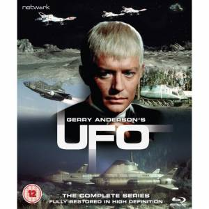 Network UFO - The Complete Series DVD [2017]
