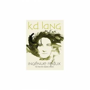 Unbranded ID72z - K.d. Lang  Ingenue R - DVD - New