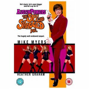 Warner Bros Austin Powers 2 - The Spy Who Shagged Me DVD [2012]