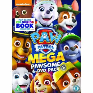 Universal Pictures Paw Patrol Collection DVD [2018]