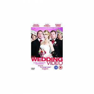 Entertainment in film The Wedding Video DVD [2013]