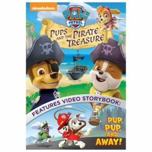 Universal Pictures Paw Patrol - Pups And The Pirate Treasure DVD [2016]