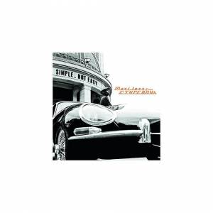 Unbranded Maxi Jazz and the E-type Boys - Simple..not Easy [CD]