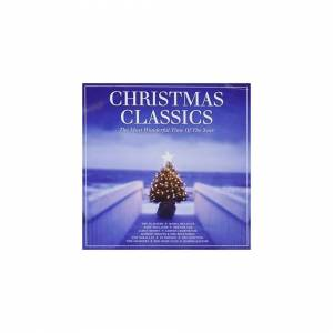 Unbranded Christmas Classics: The Most Wonderful Time Of The Year [CD]