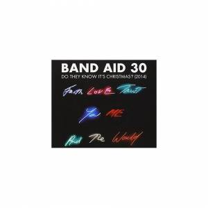 Unbranded Band Aid 30 - Do They Know Its Christmas? (2014) [CD]