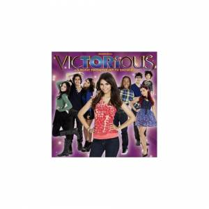Unbranded Victorious Cast - Victorious: Music from the Hit Tv Show [CD]