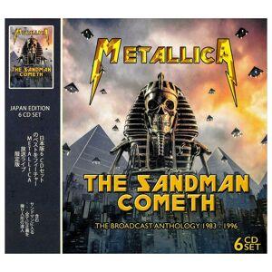 Coda - Bullet E Metallica - The Sandman Cometh - The Broadcast Anthology 1983-1996 BoxSet 6CD