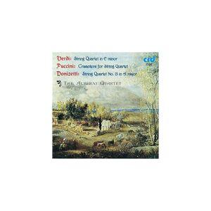 Unbranded The Alberni Quartet - Domenico Donizetti String Quartet No.13 in A, Giuseppe Ver