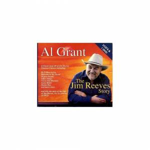 Unbranded Al Grant - The Jim Reeves Story [CD]