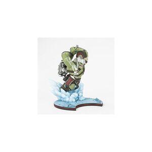 Quantum Mechanix Official Marvel Thor Ragnarok Hulk Q-Fig MAX Diorama - 18 x 14 cm