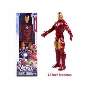 Unbranded (#13:Ironman) Avengers Hero Series Thanos Thor Action Figures
