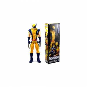 Unbranded (Wolverine) Marvel Avengers Thor Titan Hero Series Superhero Action Figure Kids