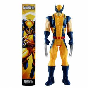 Unbranded (#8:Wolverine) Avengers Hero Series Thanos Thor Action Figures