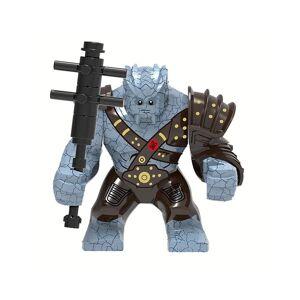 Slowmoose (Korg) Hulk Big Size Thor Ragnarok Korg Figure Blocks Construction Building Bric