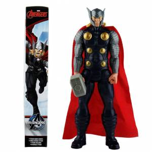 Unbranded (#11:Thor) Avengers Hero Series Thanos Thor Action Figures