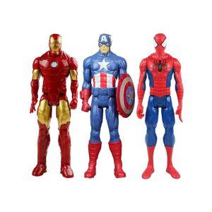 Slowmoose (Hulkbuster with box) Marvel Avengers Venom Hulk Black Panther Ant-Man Captain A