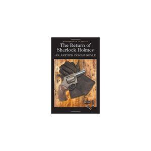 Unbranded The Return of Sherlock Holmes (wordsworth Classics)