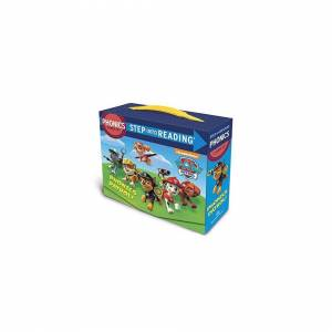 Unbranded Paw Patrol Phonics Box Set (Step Into Reading)