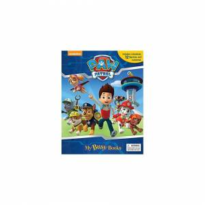 Unbranded Paw Patrol My Busy Book