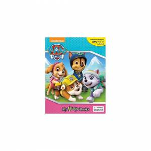 Unbranded Nick Paw Patrol Girls My Busy Books