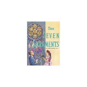 Unbranded The Seven Sacraments (St. Joseph Picture Books (Paperback))