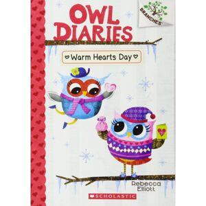 ISDP Warm Hearts Day (Owl Diaries)