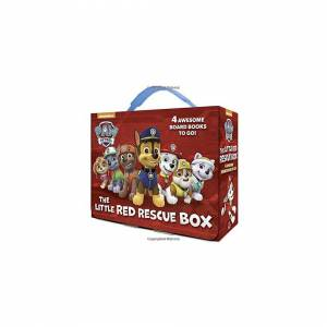 Unbranded The Little Red Rescue Box (Paw Patrol)