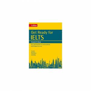 Unbranded Get Ready for IELTS: Student's Book: IELTS 3.5+ (A2+) (Collins English for IELTS