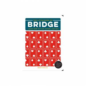 Adams Media Corporation Little Book of Bridge by Manley & Brent