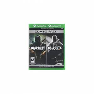Activision call of Duty: Black Ops 1 & 2 combo Pack (Xbox 360)