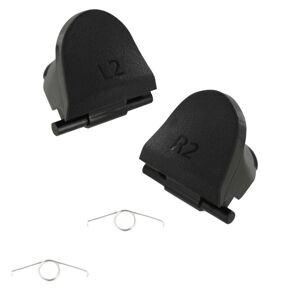 ZedLabz L2 R2 trigger button & spring set for 2nd generation V2 Sony PS4 control