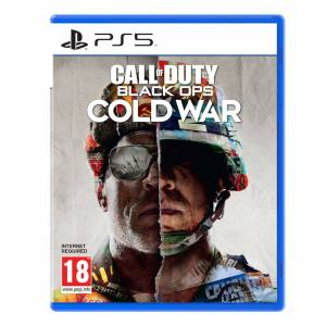 Activision Call of Duty Black Ops Cold War PS5 Game