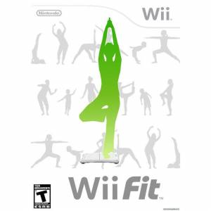 Nintendo Wii Wii Fit - Game Only - Nintendo Wii