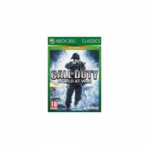 Activision Call of Duty World at War Classic Xbox 360 Game