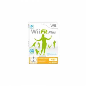 Unbranded Nintendo Wii Fit Plus (solo)